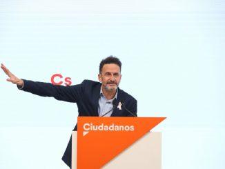 Edmundo Bal candidato de Cs a la presidencia de Madrid