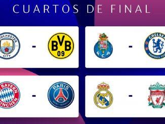 La bomba de los cuartos de final: Real Madrid se enfrenta al Liverpool