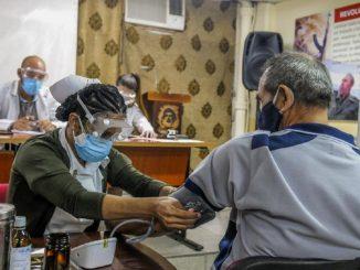 Cuba comienza la inmunización con su propia vacuna