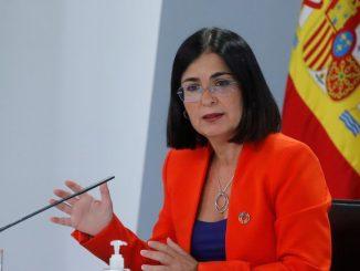 España no descarta ampliar el Estado de alarma