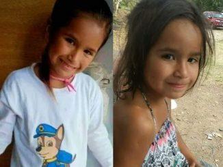 Encuentran a Maia con vida, niña secuestrada en argentina