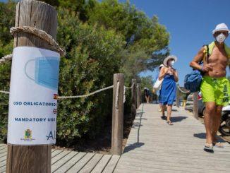 Ley «nueva normalidad»: España endurece el uso de mascarilla