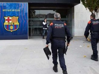 Barcelona Barcagate policial