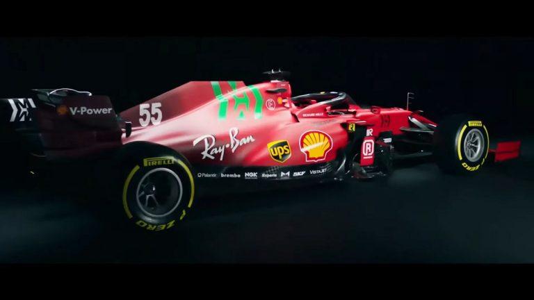 Ferrari fallo seguridad