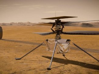La NASA da detalles sobre el primer viaje en helicóptero sobre Marte