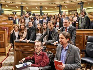Pablo Iglesias seguirá en el Congreso, si no gana en Madrid