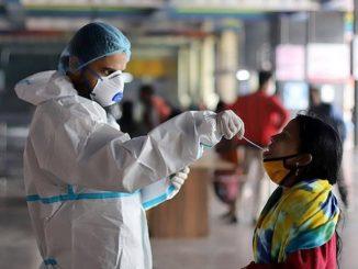 La India detecta una nueva variante de coronavirus