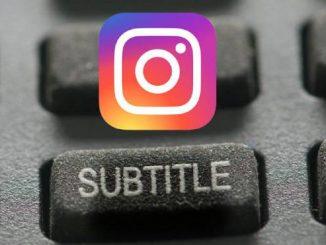 Subtítulos en los stories: futura actualización de Instagram