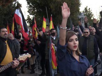 La Policía ve delito de odio en el discurso de Isabel Peralta