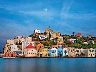 Grecia: la isla de Kastellorizo está libre de Covid y sus habitantes vacunados
