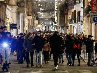 Italia blindada por Draghi tras la tercera ola de coronavirus