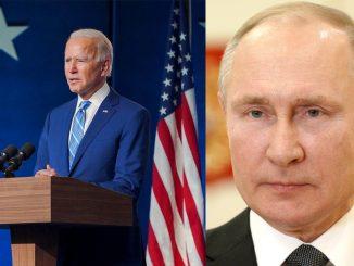 Joe Biden llama «asesino» a Vladimir Putin en una entrevista