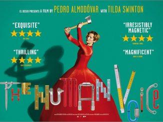 Pedro Almodóvar se quedan fuera de los Oscar con La voz humana