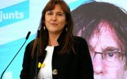Laura Borràs elegida nueva presidenta del Parlament