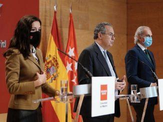 Madrid 4M: grupos y horarios para votar frente al Covid