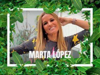 Marta López séptima concursante confirmada de 'Supervivientes 2021'