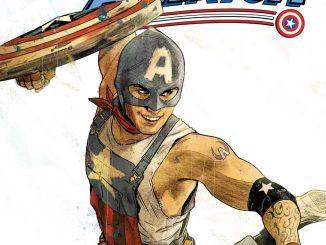Marvel anuncia que el nuevo capitán América será gay