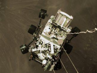 Perseverance: la NASA muestra nuevas imágenes de Marte