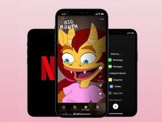 Netflix estrena actualización y crea su propio TikTok