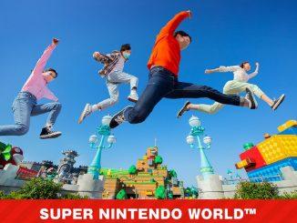 «Super Nintendo World» el parque de atracciones de Mario Bros