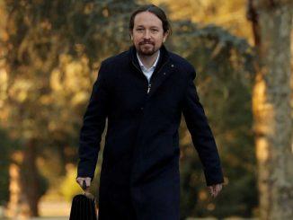 Pablo Iglesias deja el Gobierno para disputar la presidencia de Madrid