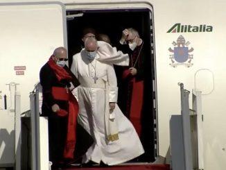 La histórica visita del papa Francisco a Irak