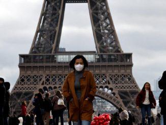 París de nuevo en cuarentena durante un mes por rebrote de coronavirus
