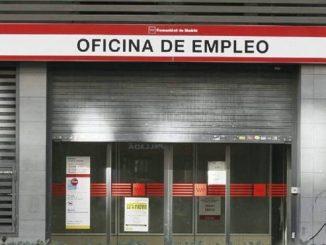 España parados