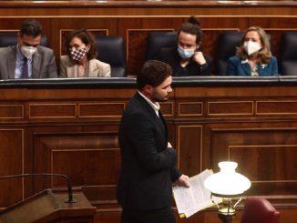 Advertencia de Rufián al Gobierno sobre los presos del procés