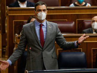 Sánchez: «La movilidad es coherente con las indicaciones de la UE»