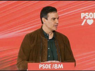 Sánchez media para que el «8M» no destruya la coalición