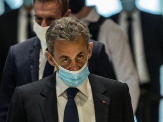 Sarkozy: condenado por tráfico de influencias y corrupción