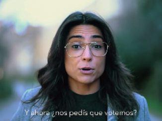 Quién es Tatiana Ballesteros, la autora del video viral «Hola 2021»