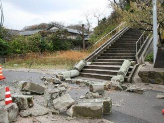 Terremoto de 7,2 en Japón activa alerta de tsunami