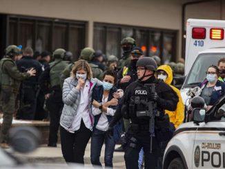 Youtuber registró el tiroteo en Colorado a través de un directo