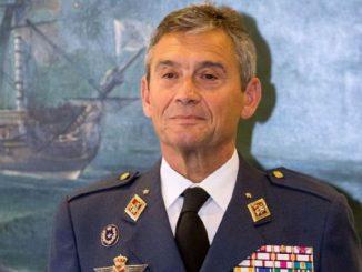 Ex JEMAD Villarroya, nuevo consejero de defensa en Washington