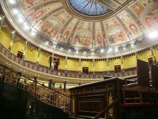 El Pleno del Congreso aprueba la Ley de Protección a la Infancia