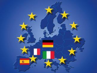 España, Italia, Francia y Alemania exigen la ejecución de los fondos europeos a la UE