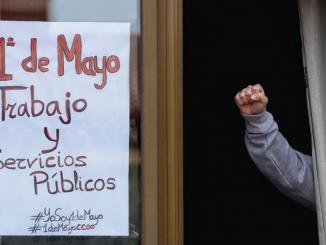 manifestaciones 1 de mayo autorizadas