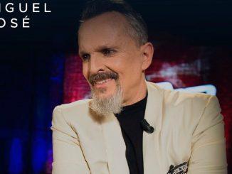 Miguel Bosé Ébole