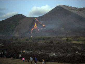 Volcán España