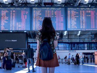Rastreador de destino la herramienta para viajar tranquilo
