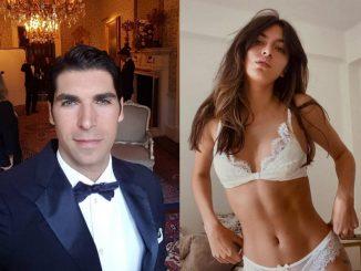 Cayetano Rivera responde ante el desnudo de su hija Lucia Rivera