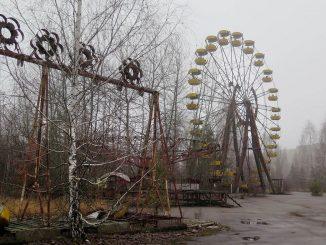 35 años del desastre de Chernobyl