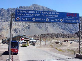 Durante todo el mes de abril Chile cerrará sus fronteras