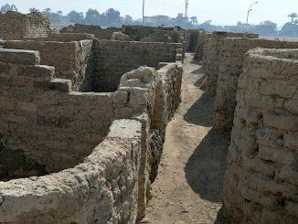 En Egipto hallan la 'Ciudad Perdida' de Luxor
