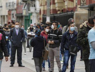 Colombia: en su peor etapa de coronavirus, con hospitales colapsados