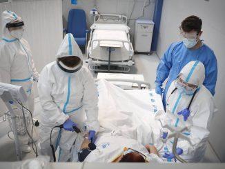 La incidencia de contagios en España se incrementa 25 puntos