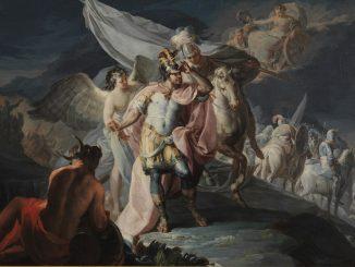 Aníbal vencedor obra de Goya