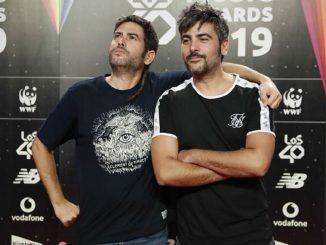 Estopa interpreta tema de la serie 'Los Hombres de Paco'